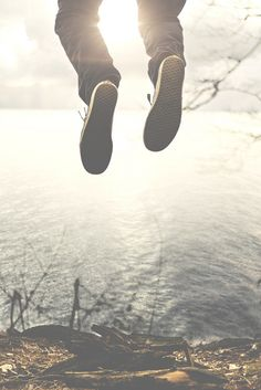 """""""Those who don't jump will never fly"""" -Leena Ahmad Almashat, Harmony Letters"""