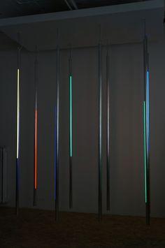 Lichtregen | Günther Uecker, Lichtregen (1966)