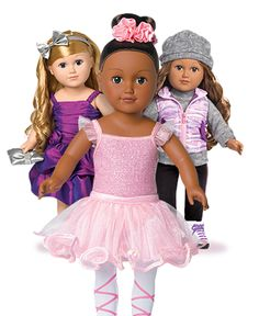Playtime inspiration with My Life As dolls - Walmart.com