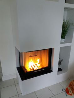 Design, Home Decor, Trendy Tree, Fireplaces, Decoration Home, Room Decor, Home Interior Design, Home Decoration