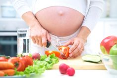 What to Eat When Pregnant on NurtureBaby.com, rediscovering the art of homemade baby food and babyfood recipes.