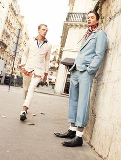 THE GREATEST #9 THE YOUTH ISSUE PHOTO EMANUELE FONTANESI FASHION EDITOR BENOIT BETHUME MODEL- VALTER MEDENIS - Premium Models MODEL- PAUL BONNABRY - New Madison Paris