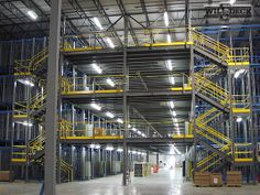 3 visitors have checked in at Warehouse Cubed Consulting Group LLC. Warehouse Equipment, Warehouse Design, Steel Storage Rack, Warehouse Project, Mezzanine Floor, Conveyor System, Assembly Table, Warehouse Shelving, Interiors