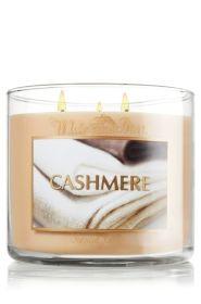Cashmere 14.5 oz. 3-Wick Candle - Slatkin & Co. - Bath & Body Works