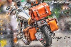 db0bbd9ccd 26 TOUR-PAK BAG 42 LT Per Harley Sportster Saddlebags, Motorcycle Saddlebags,  Sportster