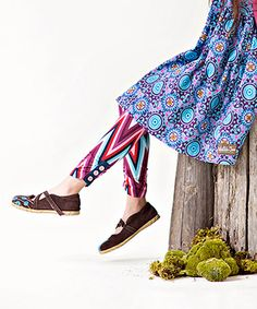 Look what I found on #zulily! Plum Abba Leggings - Infant by Matilda Jane Clothing #zulilyfinds
