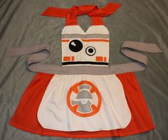 Star Wars Inspired BB-8 Dress Up Apron Costume by runningoutamoonlight on Etsy https://www.etsy.com/listing/265244698/star-wars-inspired-bb-8-dress-up-apron