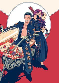 Kirishima x Yoshino Illustration Studio, Couple Illustration, Manga Illustration, Character Illustration, Anime Couples Manga, Cute Anime Couples, Manga Anime, Anime Art, Shugo Chara