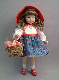 Heartstring Dolls Dolls Little Red Riding Hood