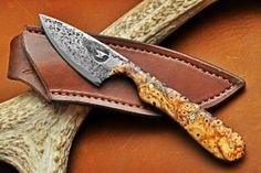 Красивые ножи ручной работы от Oaks Bottom Forge - ШтукиШтуки