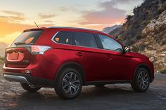 3 Reasons #Mitsubishi Vehicles are Perfect for Holiday Travel