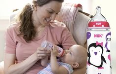 Enter To Win a Free NUK Bottle (1,000 Winners) + Print High Value $3/1 NUK Bottle Coupon