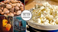 50% off Arguileh and Drink + Nuts & Popcorn at Living Room Coffee Lounge ($7.5 instead of $15)