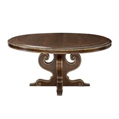 Bernhardt Villa Medici Round Dining Table