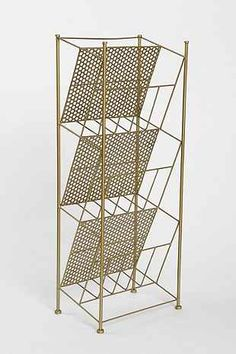 Corner Store Vinyl Record Rack - Urban Outfitters