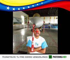Sigue la campaña de @photonikamcy y apuesta por una Venezuela diferente. LA INTENCIÓN ES PODER RESCATAR LOS VALORES DE NUESTROS NIÑOS PARA PODER  TENER NIÑOS QUE PUEDAN RECONSTRUIR LA VENEZUELA QUE NOSOTROS QUEREMOS. Esto nos los expreso EVERIS SILVA en #ConstruyeTuPaisSomosVenezolanos campaña que apunta a propiciar el rescate de valores a través de la fotografía llevada en la ciudad de Maracay en los espacios del Museo Aeronáutico.  SILVA es Director de finanzas de La organización…