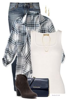 """Casual for Fall"" by houston555-396 ❤ liked on Polyvore featuring Aéropostale, Michael Kors, MICHAEL Michael Kors, Vince Camuto, Sole Society and BCBGMAXAZRIA"