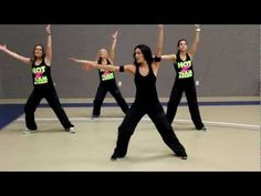 "(HOT Z Team) Dance Fitness Cool Down Hillsong ""His Glory Appears"""
