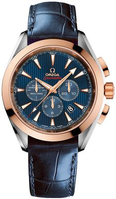 Omega Aqua Terra Olympic Collection London 522.23.44.50.03.001