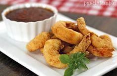 PANELATERAPIA - Blog de Culinária, Gastronomia e Receitas: Camarão Empanado com Molho Picante