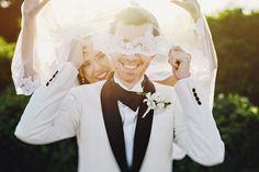 Laura + Mathieu at Huatulco #weddings #bride #DestinationWedding #WeddingPhotography #Huatulco