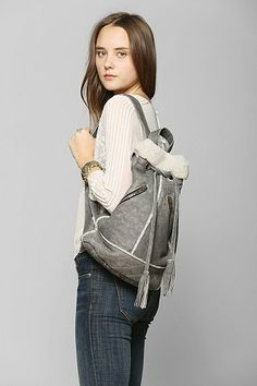 Sabrina Tach Voyage Backpack