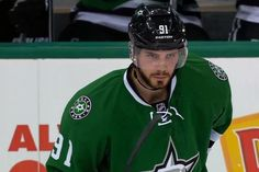 Hockey Obsessed — Well that's an intense Tyler Seguin