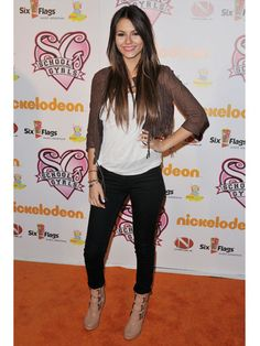 "February, 2010 at the world premiere screening of Nickelodeon's ""School Gyrls"""