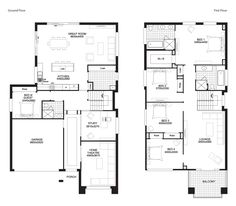Villina Elite Floorplan