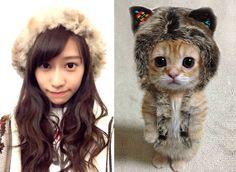 坂道ちゃんねる 【乃木坂46】乃木坂ちゃんと猫が完全に一致している画像がかわいすぎるwww 坂道シリーズ(乃木坂46・欅坂46)専門のまとめサイトです。最新情報・ニュース等のコンテンツが盛り沢山