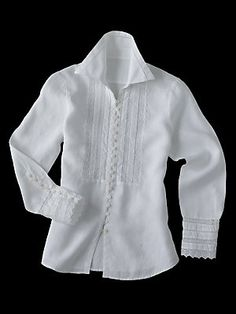aca80be6d christa shirt - blouses   tops - women - Gorsuch White Shirts Women