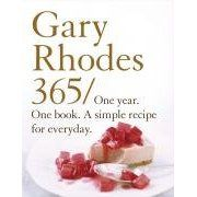 365 recipes in one cook book.