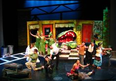 Little shop of horrors at stahl