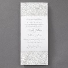 Love Knot Lace Invitation - Wedding Invitations - Wedding Invites - Wedding Invitation Ideas - View a Proof Online - Unique Invitations, Vintage Wedding Invitations, Wedding Invitation Wording, Wedding Stationary, Invitation Design, Invitation Ideas, Personalized Napkins, Let's Get Married, Vintage Romance