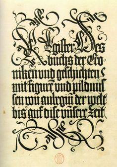 005►  Las Crónicas de Núremberg (latín: Liber Chronicarum) - Anton Koberger, 1493.
