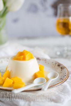 Pannacotta met mango en licor43