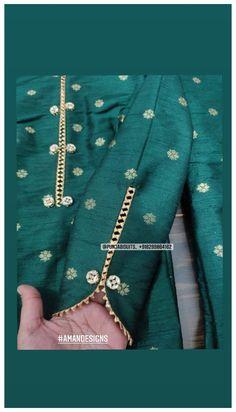 Salwar Neck Designs, Neck Designs For Suits, Churidar Designs, Kurta Neck Design, Sleeves Designs For Dresses, Kurta Designs Women, Sleeve Designs, Kurti Sleeves Design, Latest Dress Design