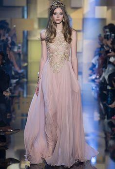Elie Saab Couture осень-зима 2015-2016