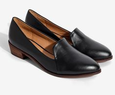 These leather loafers are ideal for your 9-to-5 and a weekend stroll at the farmer's market.