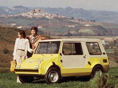 1976 Fiat 126 Cavaletta ✏✏✏✏✏✏✏✏✏✏✏✏✏✏✏✏ IDEE CADEAU / CUTE GIFT IDEA  ☞ http://gabyfeeriefr.tumblr.com/archive ✏✏✏✏✏✏✏✏✏✏✏✏✏✏✏✏
