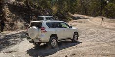 2016 Toyota Land Cruiser Prado VX