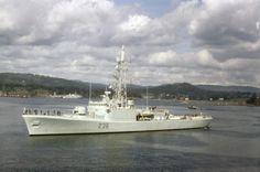 HMCS Gatineau 236