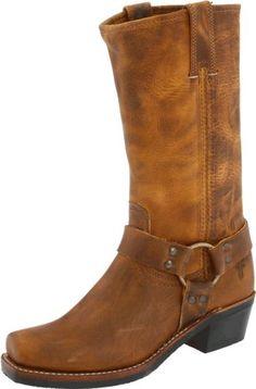nice FRYE Women's Harness 12R Boot