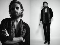 Beautiful portraits of Father John Misty in New Orleans Pappa Johns, Sing Me To Sleep, Father John, Bojack Horseman, New Bands, New Orleans, Hair Cuts, Dads, Singer