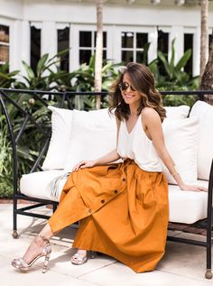 Sun-filled days in Palm Beach - wearing Kendra Scott | The Style Bungalow