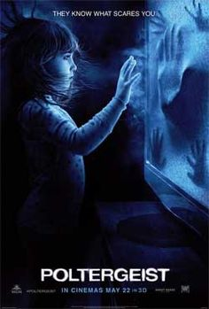 Poltergeist . . . the shadows are alive!