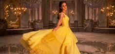 """Emma Watson in """"Beauty and the Beast."""" (Everett Collection)"""