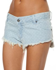 Palmer spot shorts, AU$59.99, by Rusty, from Surfstitch, Australia.