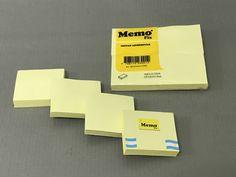 MemoFix@ Notas Adhesivas de Distintos colores y tamaños. Y Formas!!! Podemos hacer la forma que más te guste! Es un producto que realmente cuando empiezas a usarlo no puedes dejar de hacerlo. Ideales para hacer las compras y no olvidarse de nada. Prácticas con miles de usos! Y puedes añadirle el Logo de tu empresa, así con MemoFix® tu marca se multiplica!