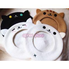 Reservation [Neko Atsume] Neko Cat Beret Hat SP165226